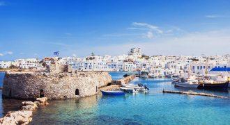 Dónde alojarse en Paros