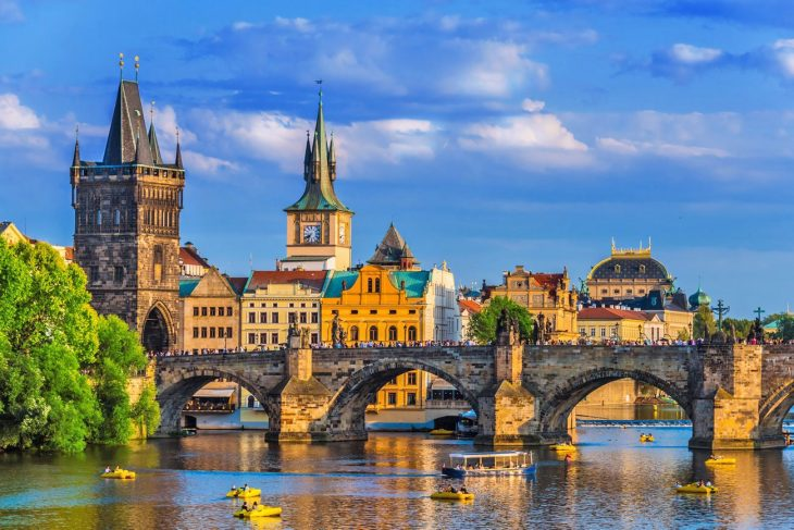 Dónde alojarse en Praga