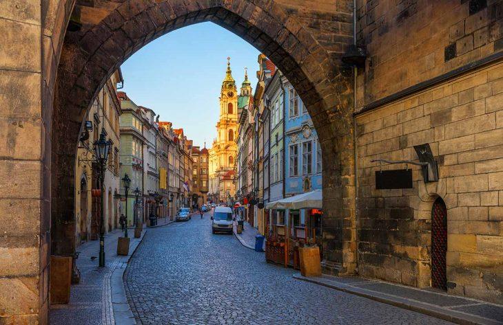Malá Strana, dónde alojarse en Praga en pareja