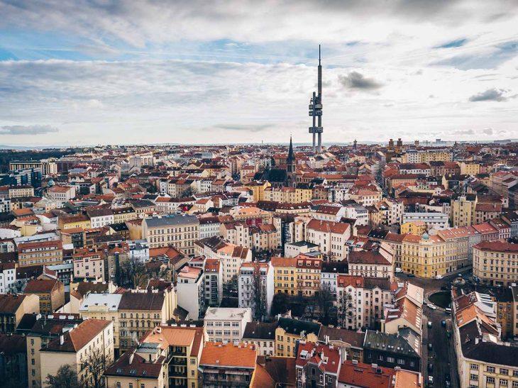 Zizkov, dónde alojarse en Praga para salir de fiesta