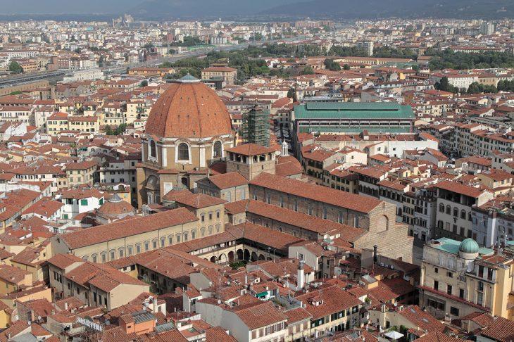 Visitar el Mercado Central de Florencia