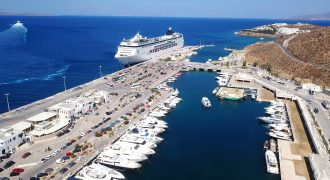 Cómo ir de Mykonos a Santorini