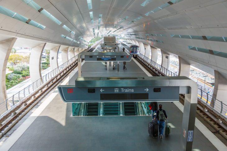 Cómo ir del aeropuerto de Miami al centro