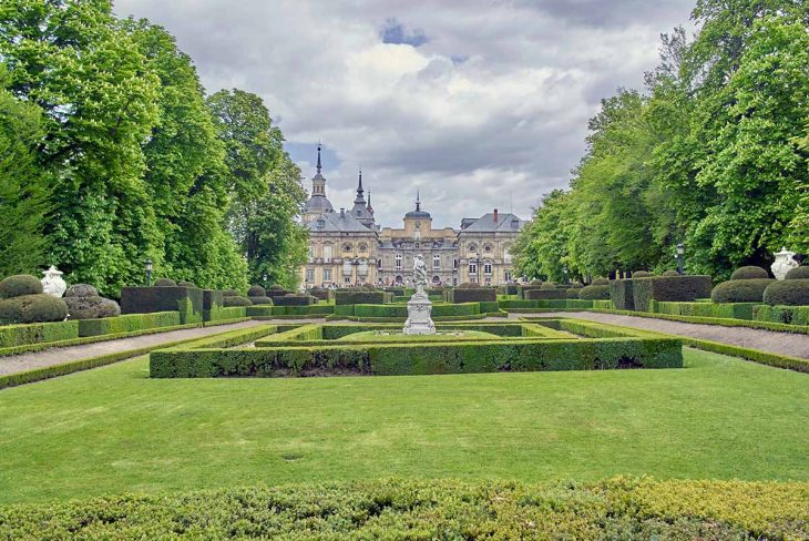 Free tour por jardines del Palacio Real de La Granja, Segovia