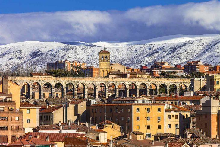 Los mejores free tours por Segovia