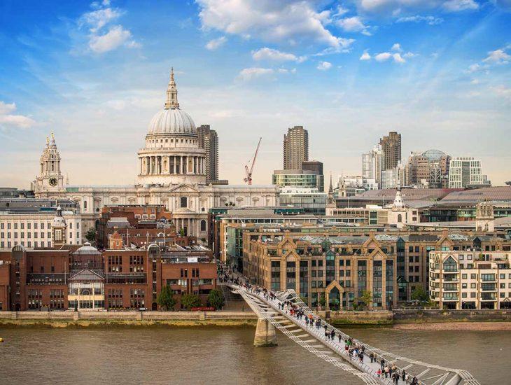 Conocer Londres en 4 días