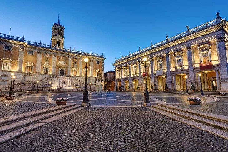 Los Museos Capitolinos para ver en tu visita por Roma en tres días
