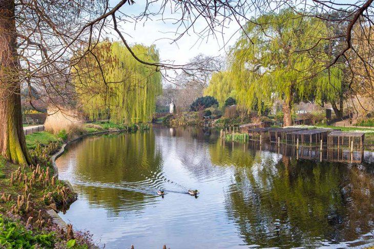 Regent's Park: Regents, otro lugar que ver en Londres