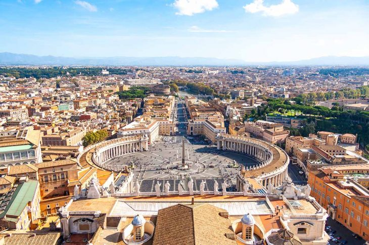 Roma en 3 días. El Vaticano